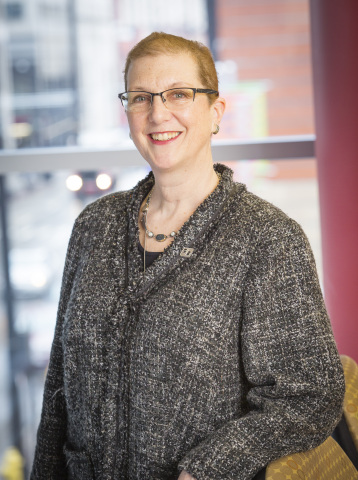 Jule Kucera, Fifth Third's chief diversity and corporate social responsibility officer (Photo: Busin ...
