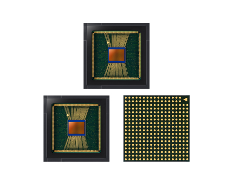 Samsung's new ISOCELL Slim 3T2 image sensor. (Graphic: Business Wire)