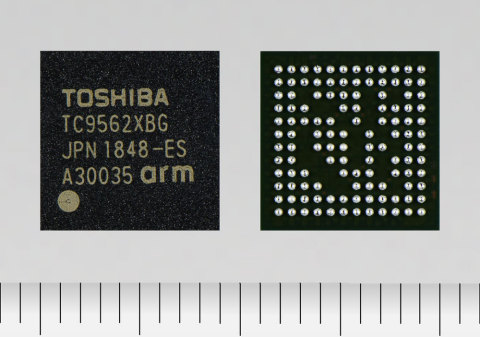 "Toshiba: New Ethernet bridge ICs ""TC9562 Series"" for automotive and industrial applications. (Photo: Business Wire)"