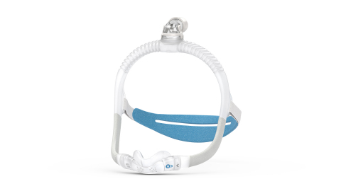 AirFit N30i nasal CPAP mask, side view (Photo: Business Wire)