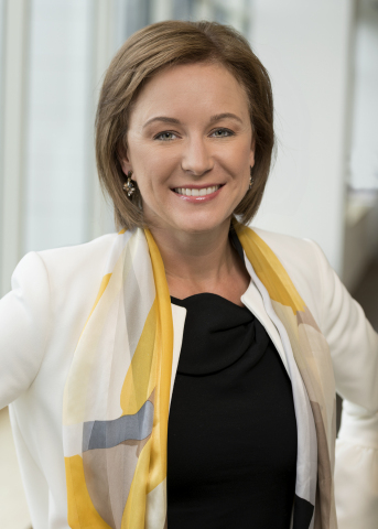Julie Ann Overcash is vice president of Human Resources and director of Compensation and Benefits at Intel Corporation. (Credit: Intel Corporation)