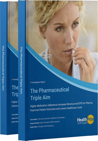 Investigative Report: The Pharmaceutical Triple Aim (Photo: Business Wire)