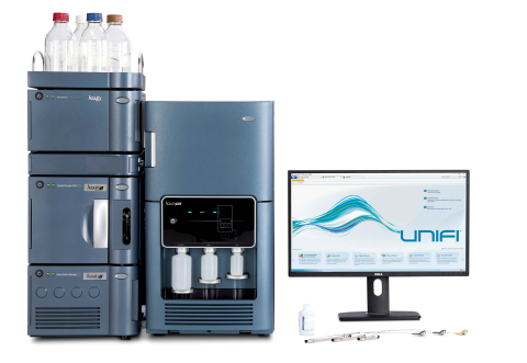 Waters Expands Accessibility to High Resolution MS Data with the First SmartMS-Enabled LC-MS Biopharma System (Photo: Business Wire)