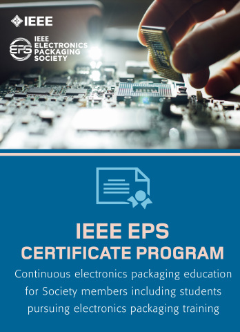Learn more about the IEEE EPS Certificate Program (Graphic: Business Wire)