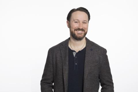 Josh Mandel-Brehm CEO, CAMP4 Therapeutics (Photo: Business Wire)