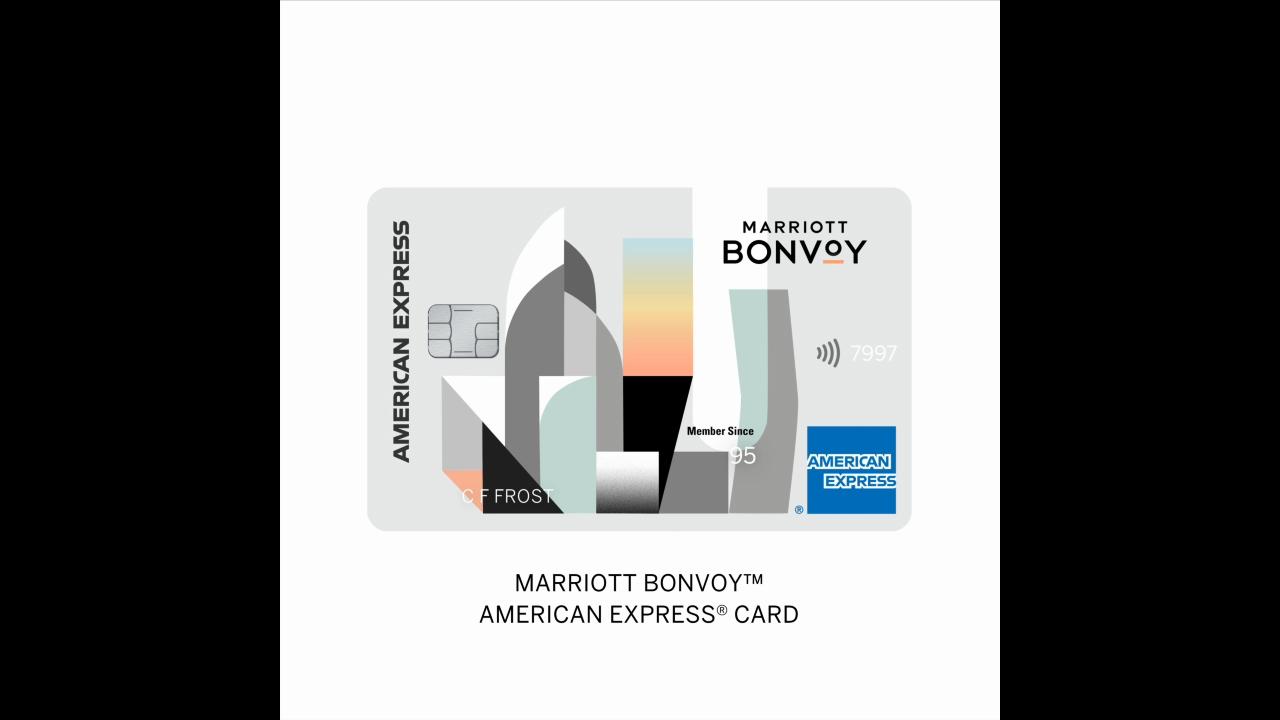 American Express and Marriott International Revamp Cobranded