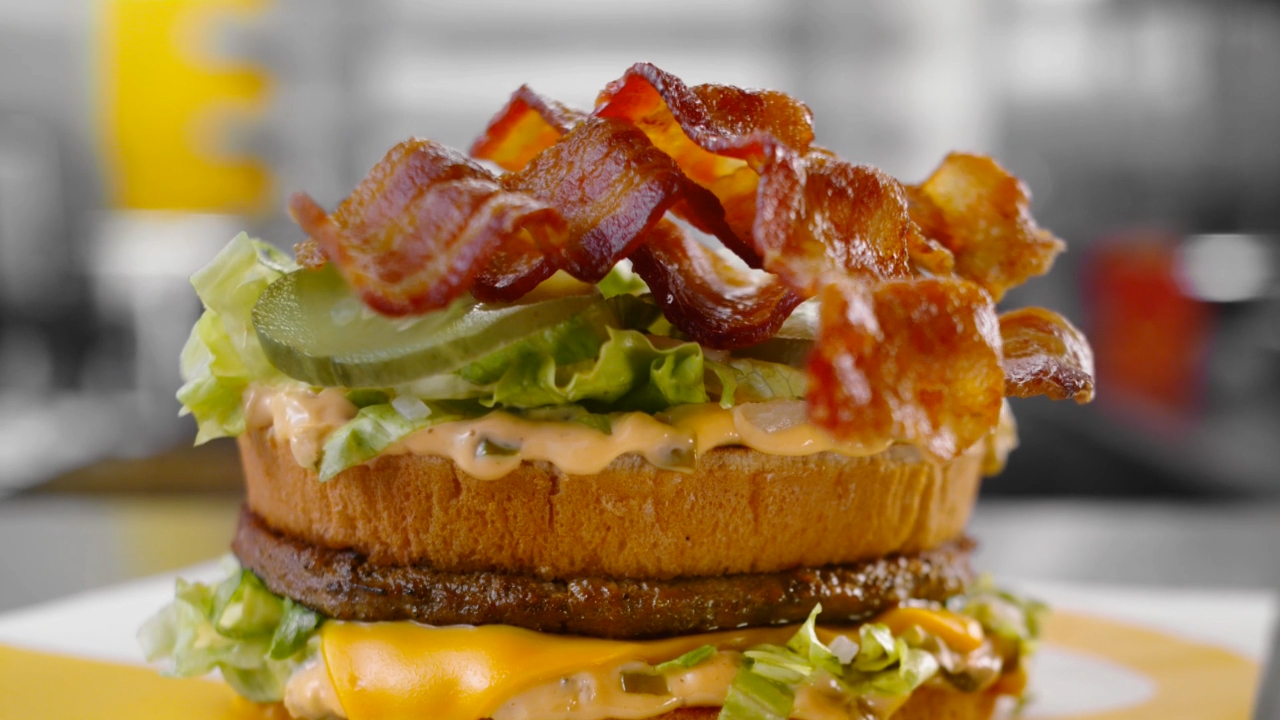 McDonald's First-Ever Bacon Hour on January 29 from 4-5 p.m. (local time) at participating restaurants nationwide. An hour long celebration of bacon's arrival to the Classics where customers will be able to get FREE bacon on the side with anything on the menu.