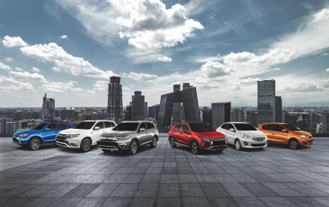 Mitsubishi Motors enters 2019 as the fastest-growing Asian brand in the U.S. for the second year in a row. (Photo: Business Wire)