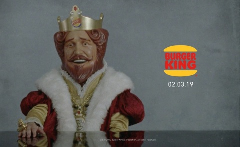 The Burger King® Brand is Bringing America's Favorite Burger® to America's Favorite Game, the Super  ...