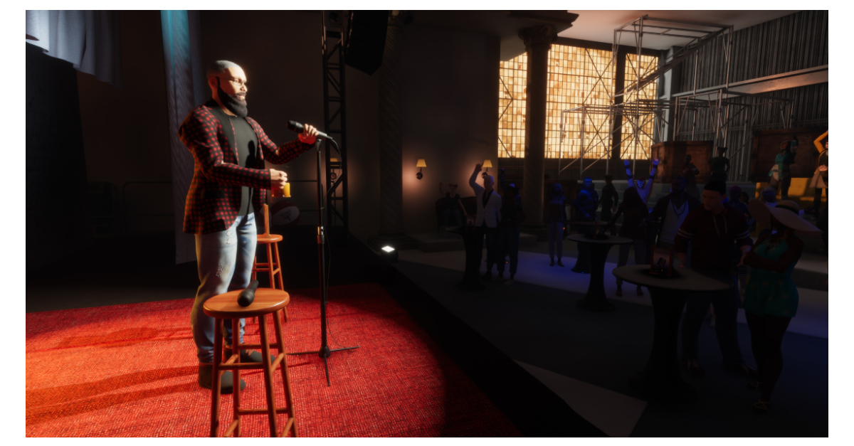 Sansar Brings Top Comedy Talent to Virtual Entertainment With 2019 Comedy Collaborations