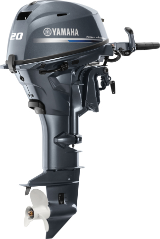 Yamaha's New F20 is the Perfect Combination of Power, Efficiency (Photo: Business Wire)