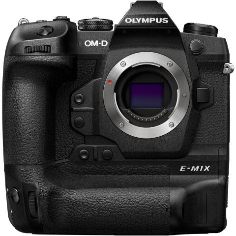 Olympus OM-D E-M1X is a Micro Four Thirds mirrorless camera offering a broad range of photo and video capabilities to satisfy the professional shooter's needs.