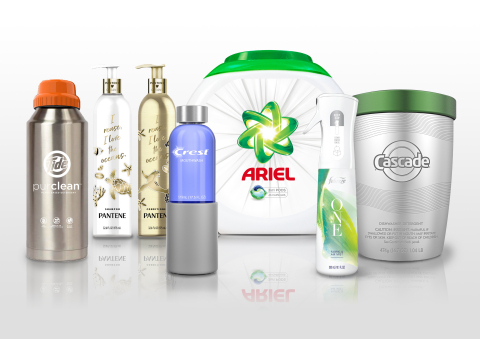 The Procter & Gamble Company (NYSE:PG) today announced the introduction of reusable, refillable packaging on some of its most popular products as part of a new effort that aims to change the world's reliance on single use packaging and disposable waste. (Photo: Business Wire)