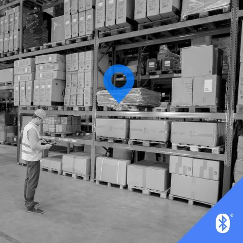 Bluetooth Asset Tracking (Photo: Business Wire)
