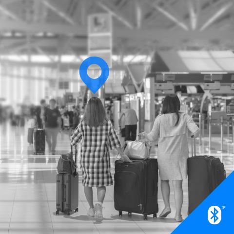 Bluetooth Wayfinding (Photo: Business Wire)