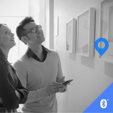 Bluetooth Point of Interest (Photo: Business Wire)