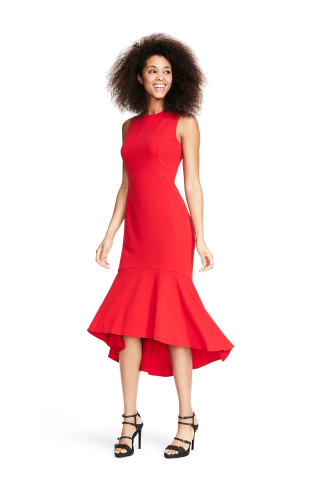 Macy's honors American Heart Month throughout February, offering a special Calvin Klein Dress ($119) ...