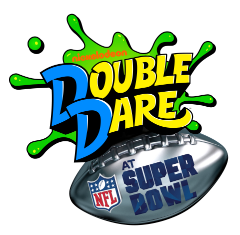 Double Dare at Super Bowl premieres on Sunday, Feb. 3, at 12 p.m. ET/PT, simulcast across Nickelodeon, Nicktoons and TeenNick
