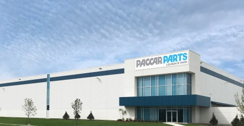 PACCAR Parts Distribution Center in Toronto, Canada (Photo: Business Wire)