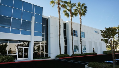 CleanCut Technologies' 70,000 square foot facility, located in Anaheim, California (Photo: Business Wire)