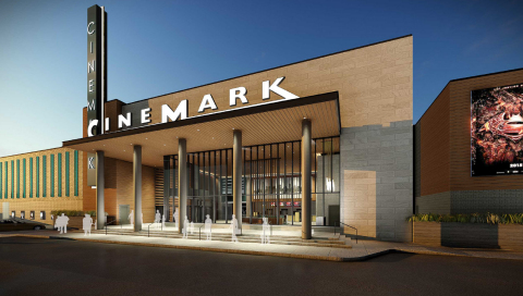 All 14 auditoriums at the Cinemark Waco and XD theatre will boast advanced technology and customer-p ...