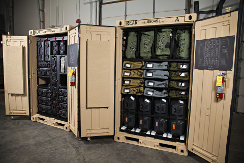FLIR Systems received a delivery order totaling $27.9M from the U.S. Department of Defense for DR-SKO systems. The chemical, biological, radiological, and nuclear (CBRN) DR-SKO system provides all-hazards dismounted reconnaissance and site-assessment capability. (Photo: Business Wire)