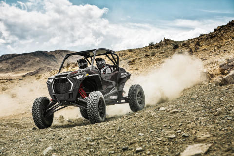 POLARIS® RZR ADDS NEW BEAST TO THE PACK WITH INTRODUCTION OF RZR XP® TURBO S VELOCITY (Photo: Busine ...