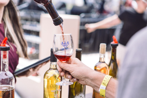 The Verde Valley Wine Festival, Northern Arizona's premier wine, culinary and music festival, returns to Clarkdale, Ariz., May 11th. (Photo: Business Wire)