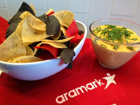 Courtesy of the experts who know game day food best, Aramark chefs provide their game winning recipe ...