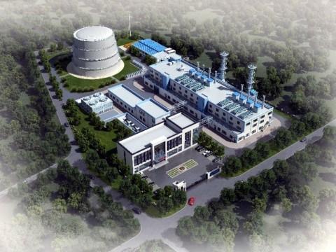 Rendering of the Chongqing Yuxin Energy's Chongqing Songzao Coal Mine plant. Copyright: Chongqing En ...