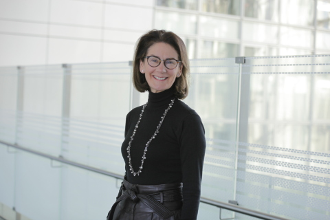 Hélène Auriol Potier has been appointed Executive Vice President, International at Orange Business Services (Photo: Business Wire)