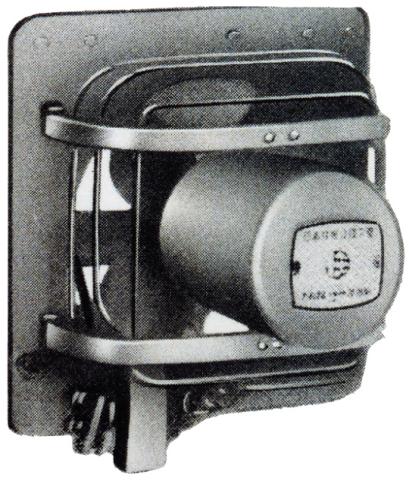 第一台换气扇(公团住宅用指定换气扇) (照片:美国商业资讯)