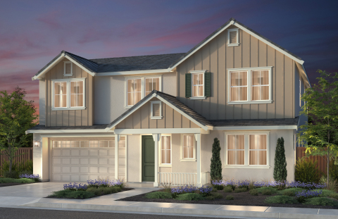 KB Home announces the grand opening of Primrose and Rosebriar at Sanctuary Village in Newark. (Photo ...