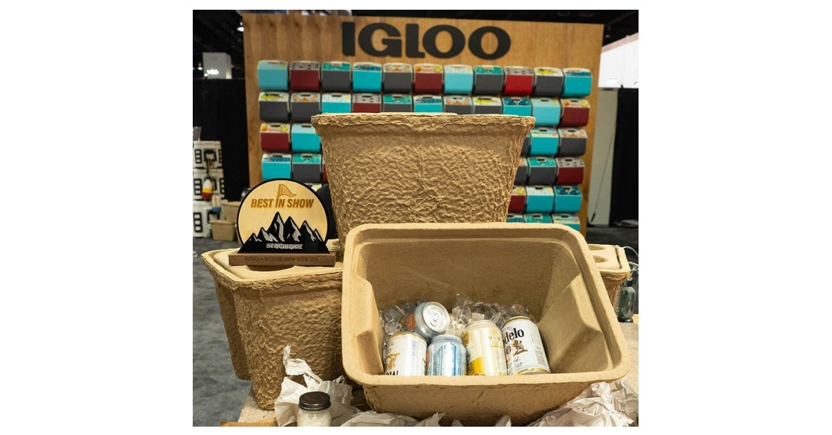Igloo's Patent Pending Recool Cooler Takes Home Gear