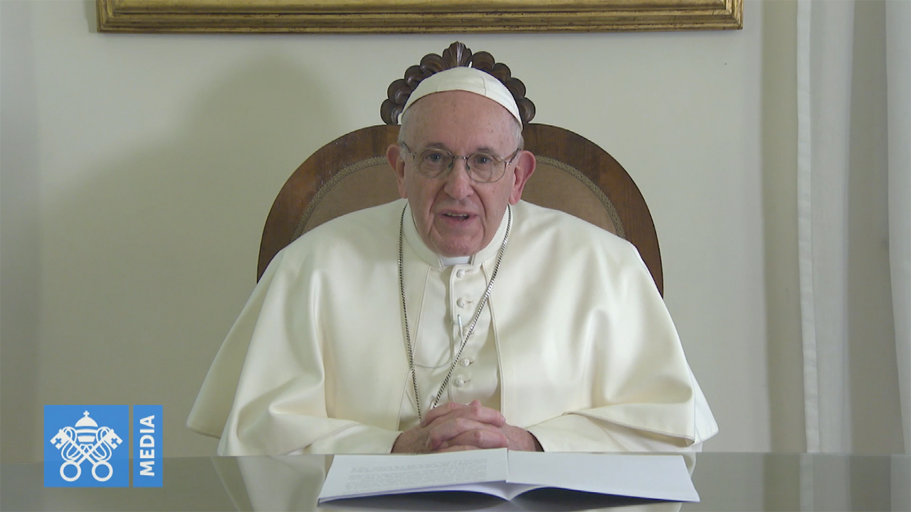 His Holiness Pope Francis' message to the UAE ahead of his historic visit to the country (Video: AETOSWire)