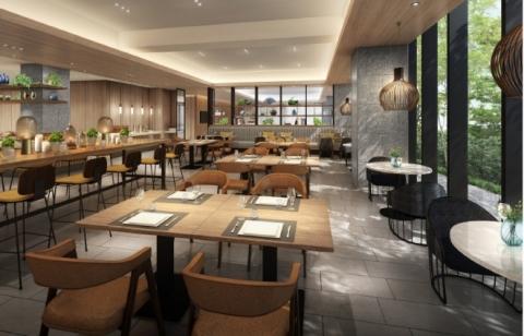 レストラン(写真:ビジネスワイヤ)