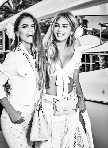 Introducing the Spring 2019 GUESS Advertising Campaign (Photo: Business Wire)