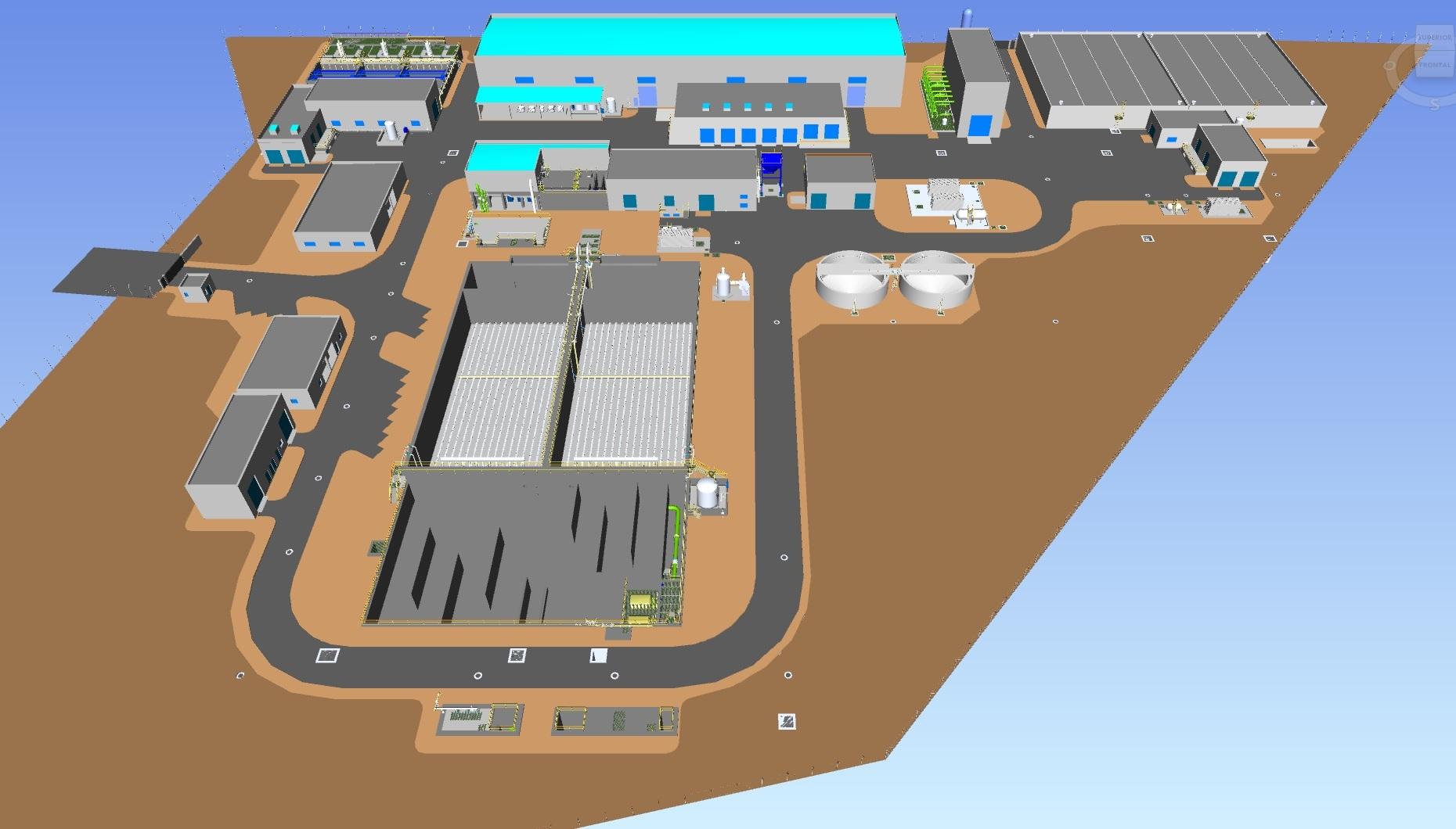 desalination business plan