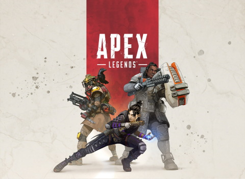 Apex Legends Key Art (Graphic: Business Wire)