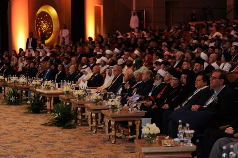 Global Conference of Human Fraternity (Photo: AETOSWire)