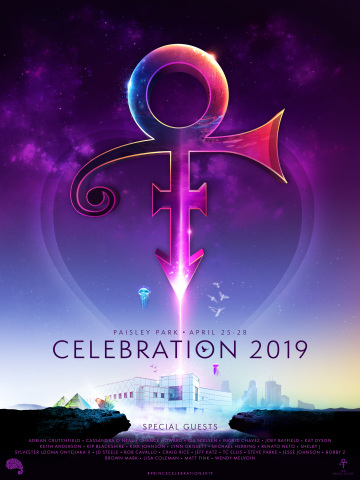 Paisley Park Announces Performers & Special Guests Joining CELEBRATION 2019 (Photo: Business Wire)