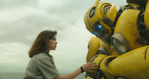 """Bumblebee,"" starring Hailee Steinfeld, has grossed over $450M at the global box office to date and ..."