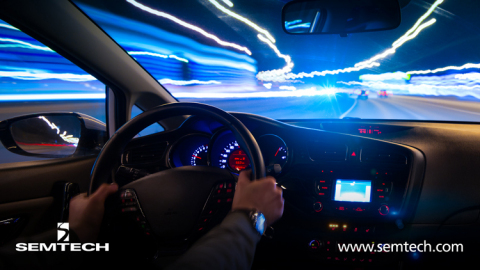 Semtech Introduces New AEC-Q100 Qualified Protection Array for Automotive CAN Bus Nodes (Photo: Busi ...