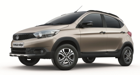Maxion Wheels produces more than three million VersaStyle steel wheels per year, including its new order for Tata Motors' Tiago model.(Graphic: Business Wire)