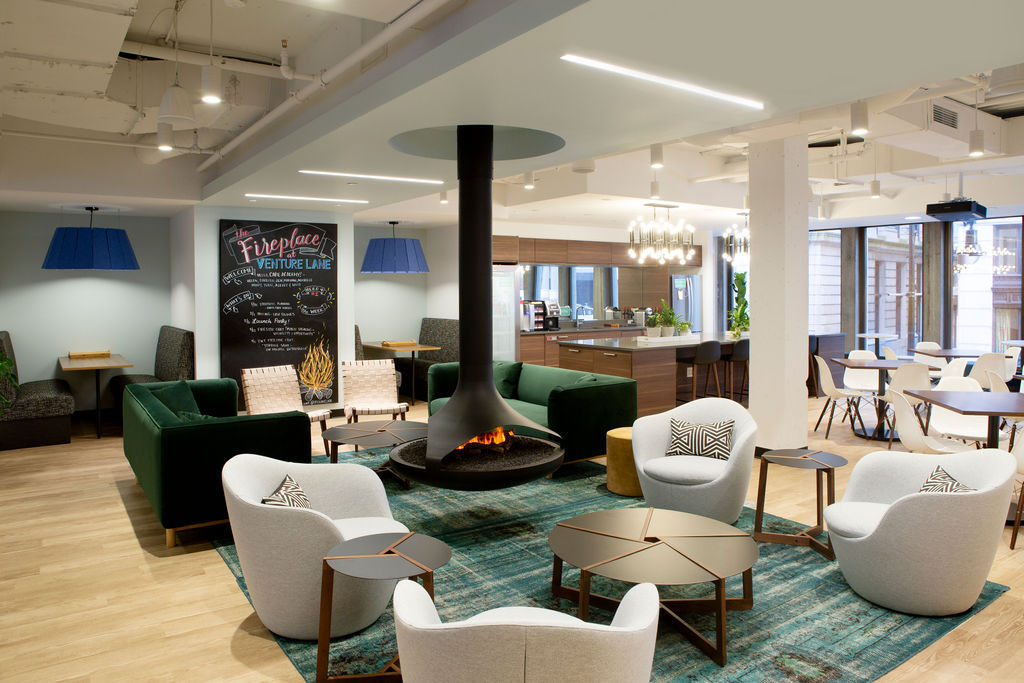 ff4179b995a Venture Lane, a Startup Hub Combining the Best Elements of Coworking ...