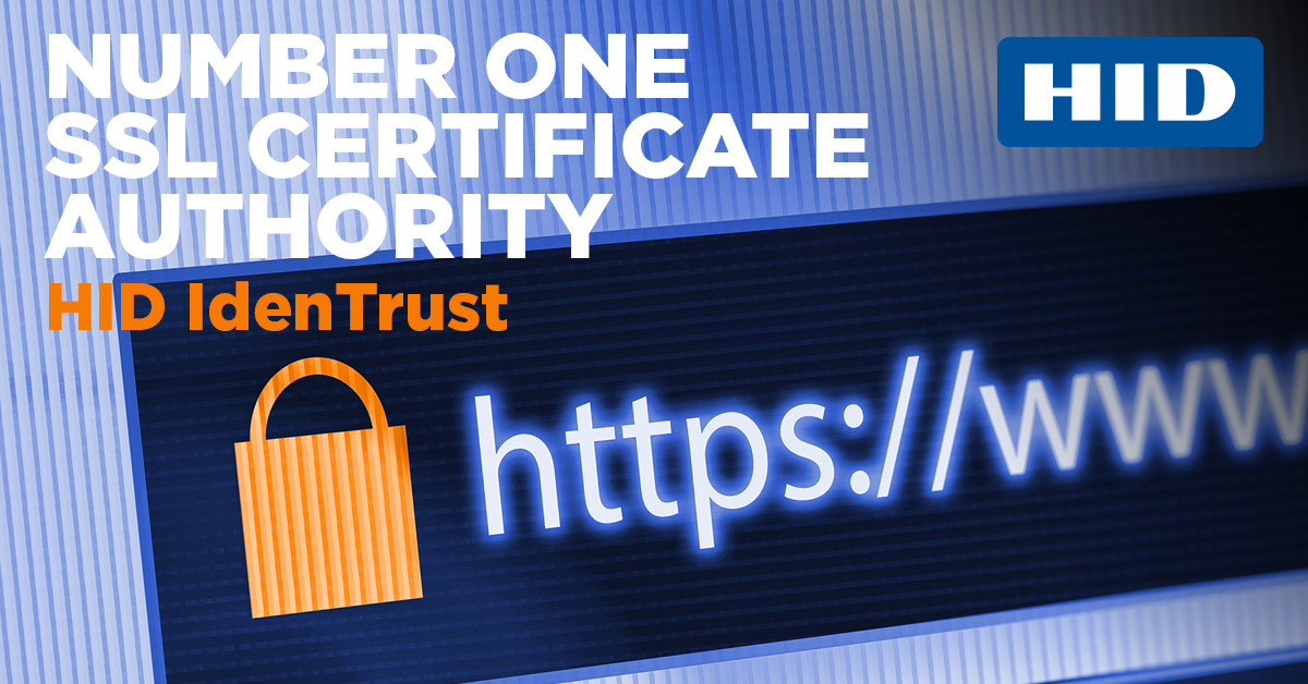 Hids Identrust Named The Worlds Leading Digital Certification