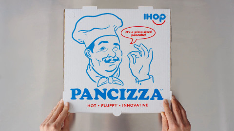 IHOP® Introduces the Pancizza™ – a Pancake and Pizza Mashup