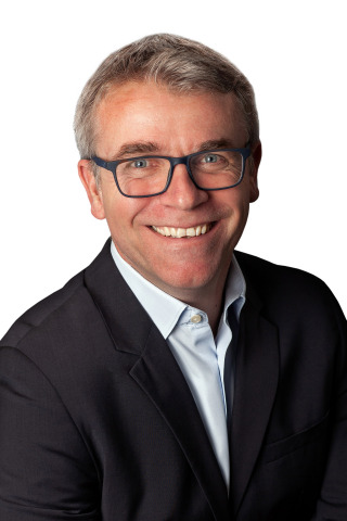 Sascha Mielcarek, Managing Director, Europe, Tilray (Photo: Business Wire)