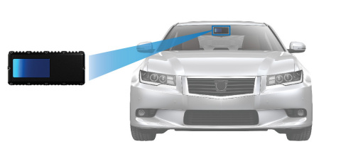 The Velodyne Velarray™ provides best-in-class range, resolution, and field of view to facilitate robust object detection, allowing for longer braking distance and increased safety. (Photo: Business Wire)