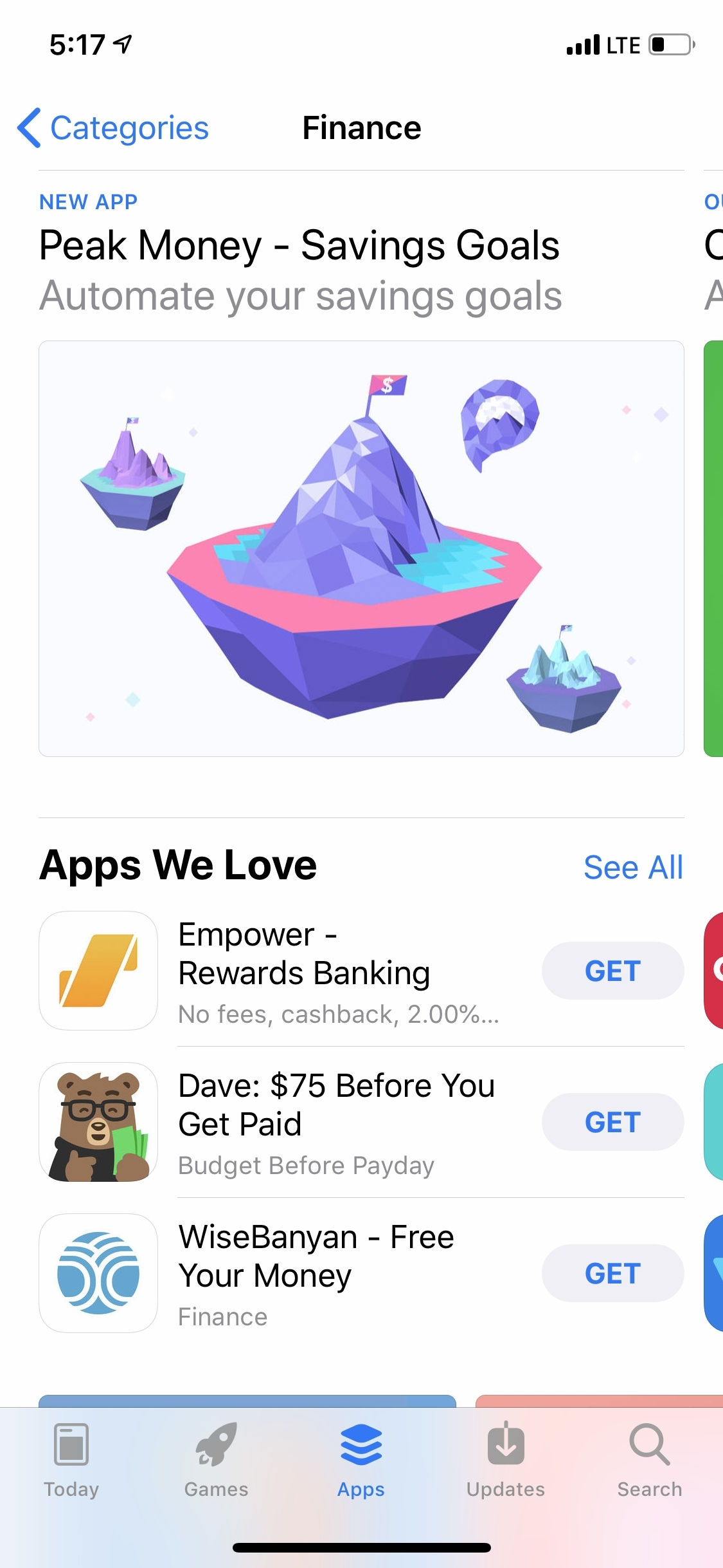 Peak Money's Mindfulness-Focused Savings App Recognized by
